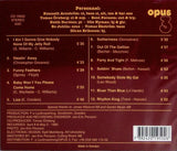Opus 3 CD Rhythm King KENNETH ARNSTROM - Tomas Ornberg's Blue Five & friends AudioCranium