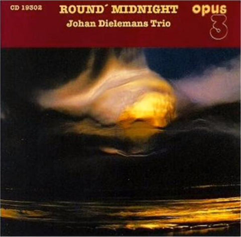 Opus 3 CD ROUND' MIDNIGHT Johan Dielemans Trio AudioCranium