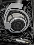 Sennheiser HD 800 Reference Dynamic Headphone ~ original box, cable, and manual ~ $20 flat rate shipping Continental US AudioCranium