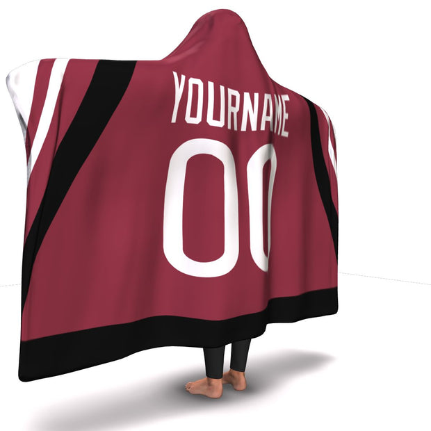 Arizona Hockey Hooded Blanket - HockeyAF