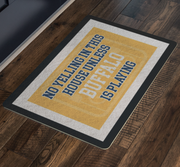 Buffalo Hockey Doormat| Unique hockey gift idea
