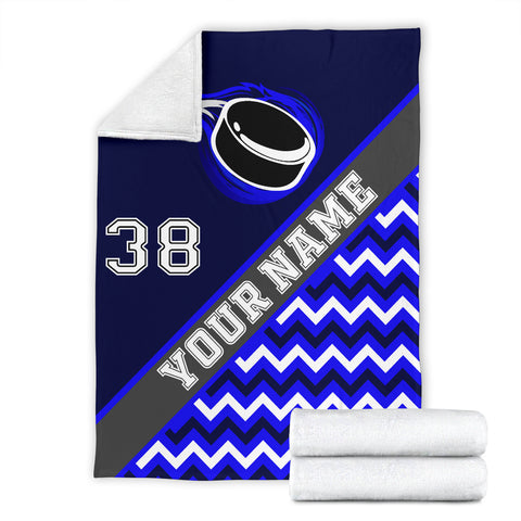Hockey Blue| Unique hockey gift idea