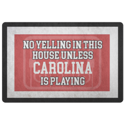 Carolina Hockey Doormat| Unique hockey gift idea
