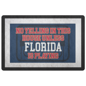 Florida Hockey Doormat - HockeyAF