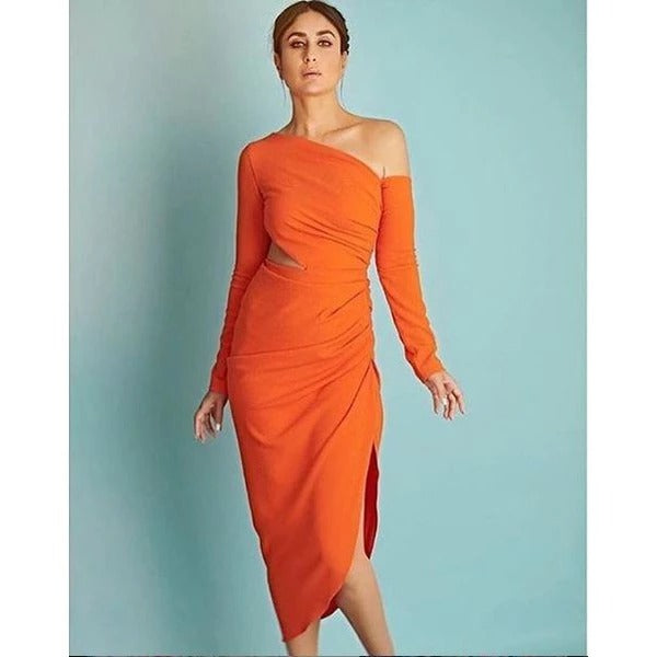 Kareena Kapoor Orange Color Dress (PRE ORDER)
