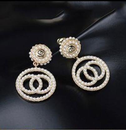 PERAL CHANNEL EARRINGS