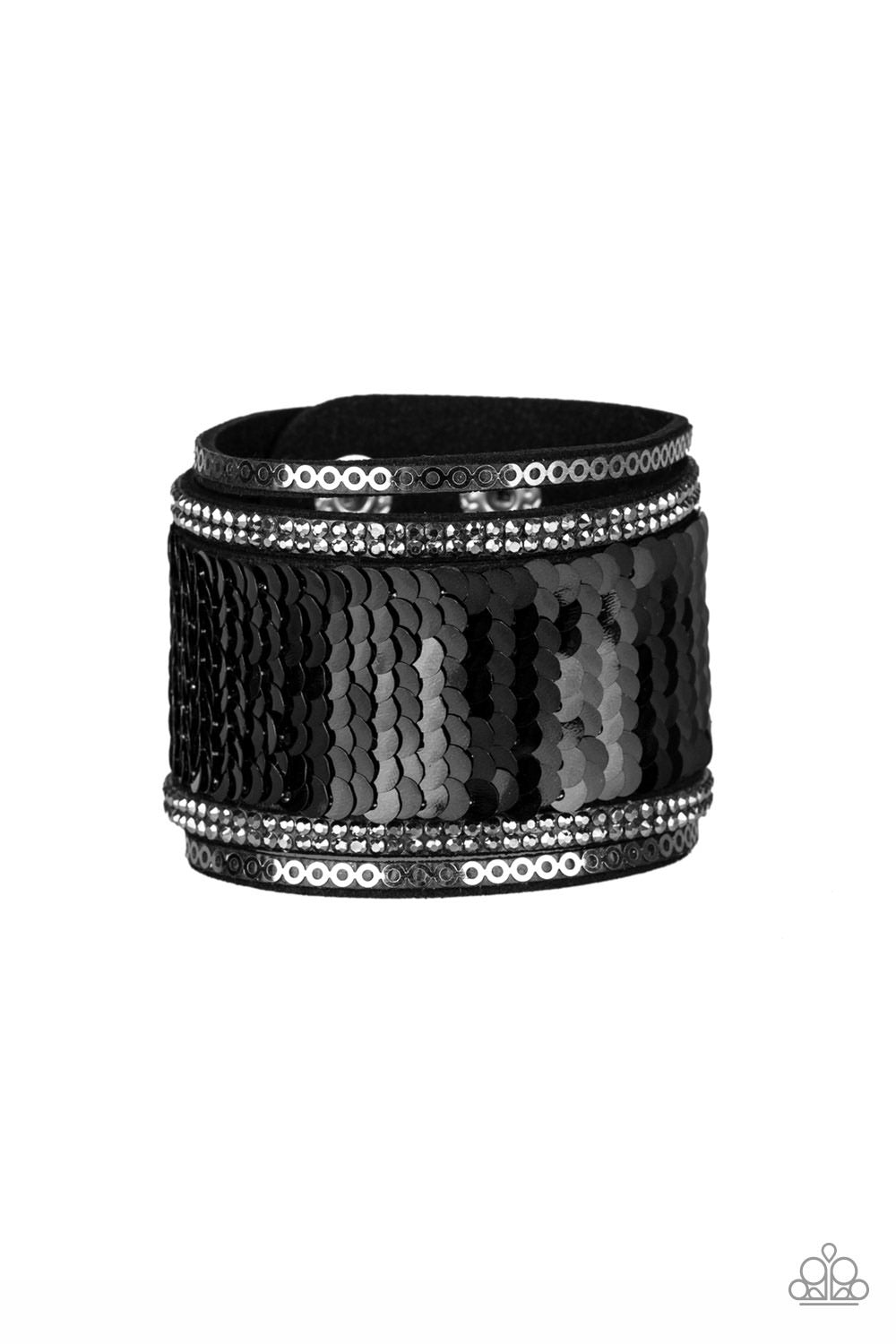 Paparazzi Accessories:  Heads Or MERMAID Tails - Black (1720)