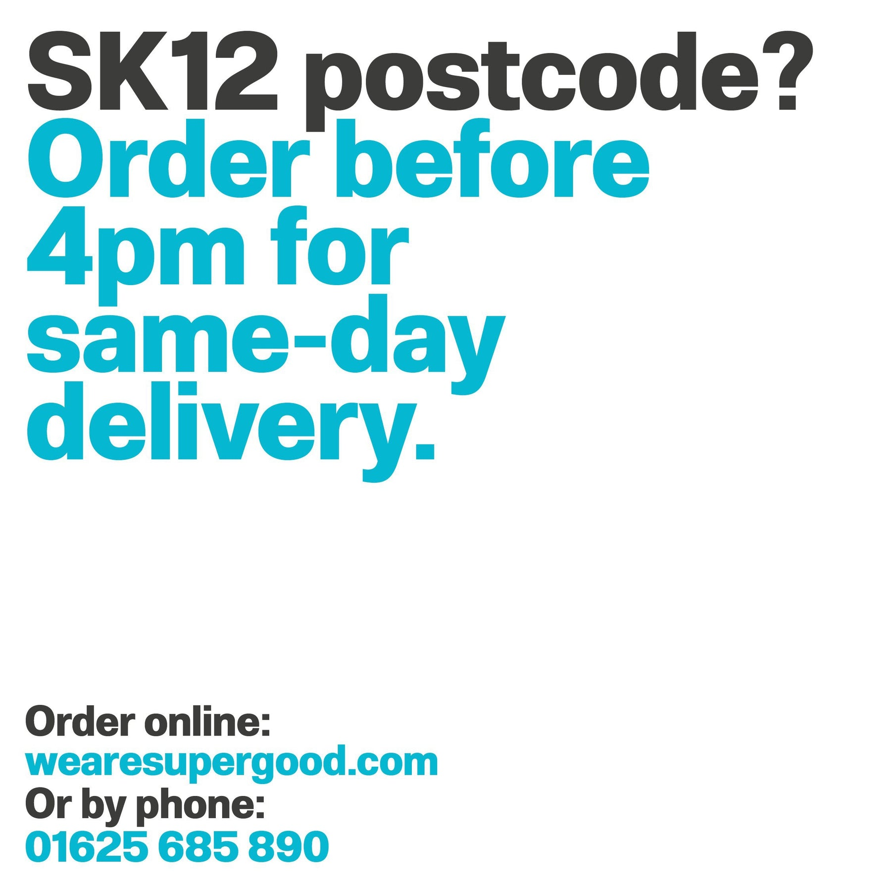 News-Free Same-Day Home Delivery in SK? | We Are Supergood.