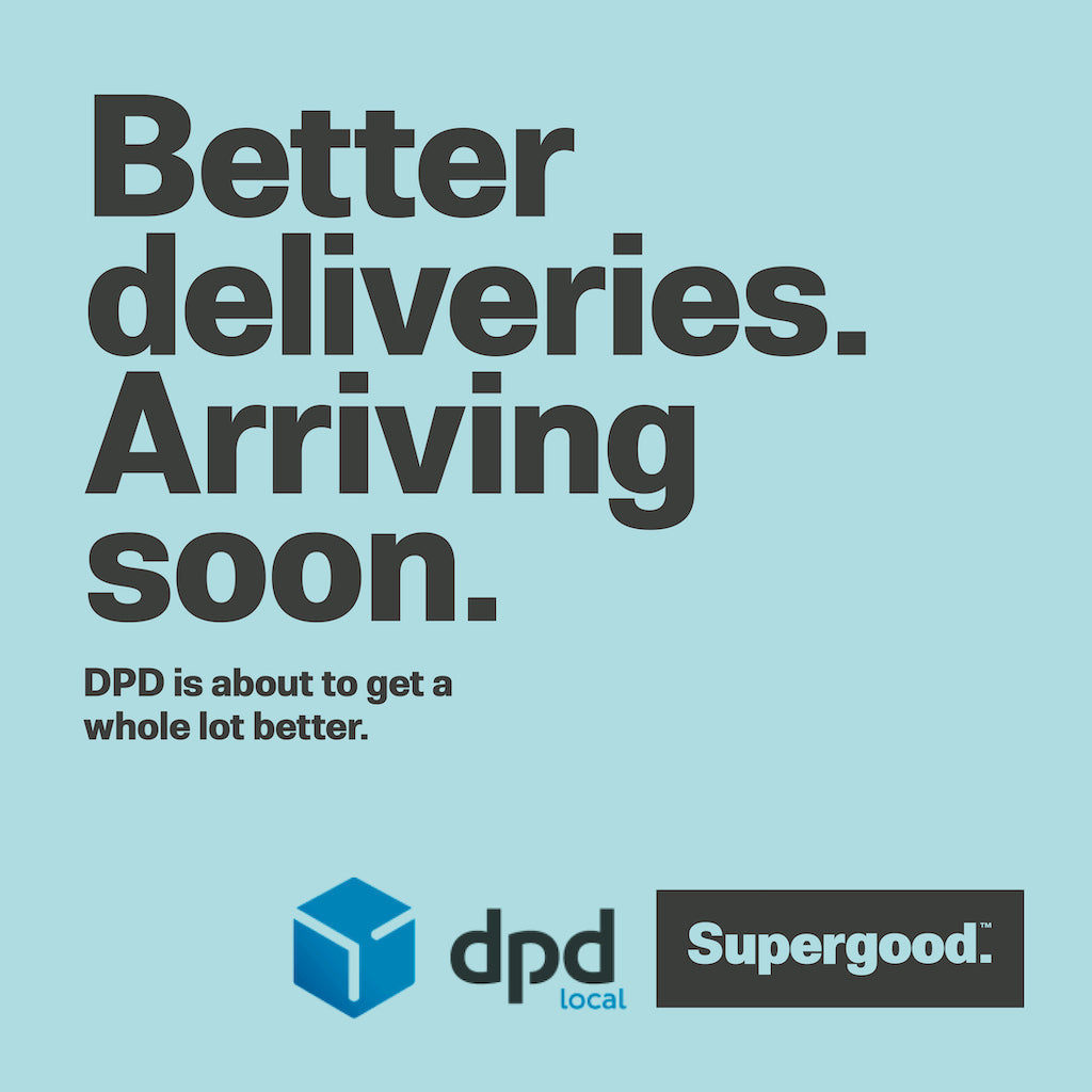 A brand new look for DPD.