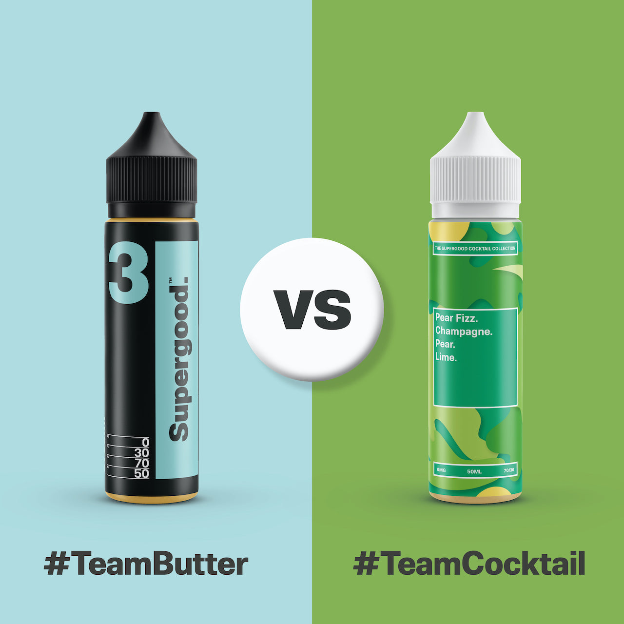 #TeamButter Or #TeamCocktail?