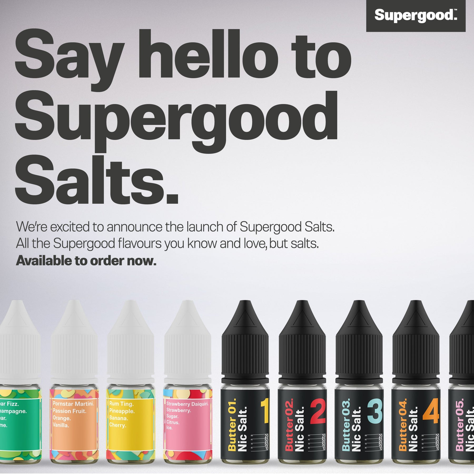 News-Supergood Salt Range | We Are Supergood.