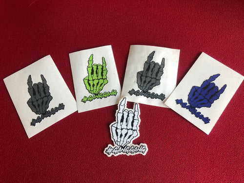GANG GANG STICKER PACK - LUXE X GIVE-AWAY!