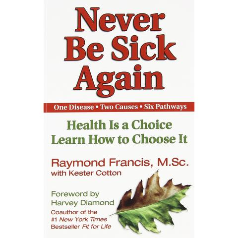 Never Be Sick Again