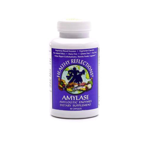 Amylase Enzymes by Healthy Reflections®