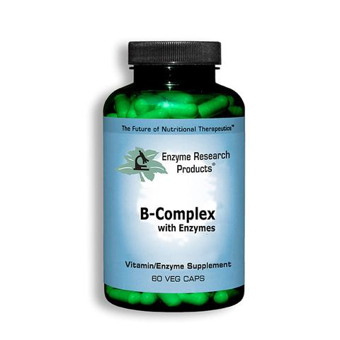 B-Complex with Enzymes by ERP