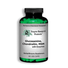 Load image into Gallery viewer, Glucosamine, Chrondroitin, MSM with Enzymes by ERP