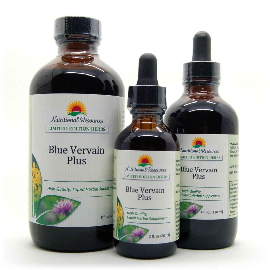 Blue Vervain Plus