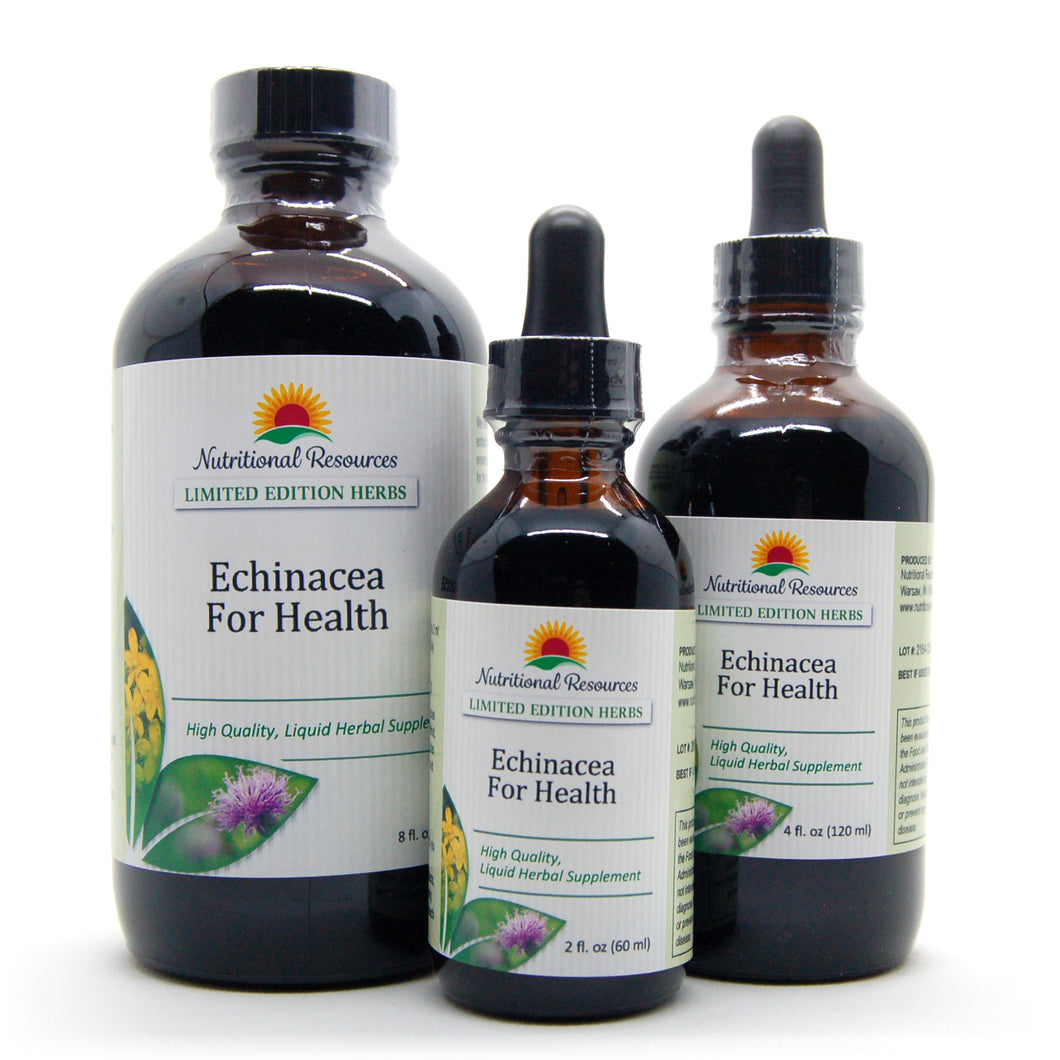 Echinacea for Health