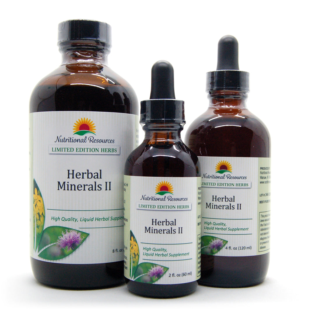Herbal Minerals II