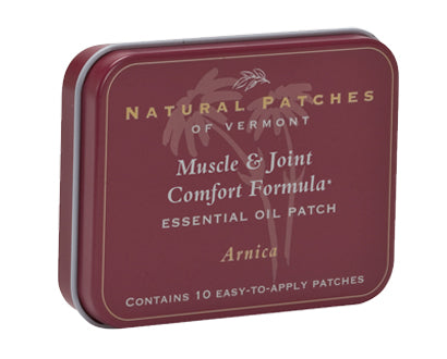 Muscle & Joint Comfort Tin
