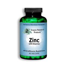 Load image into Gallery viewer, Zinc with Enzymes by ERP