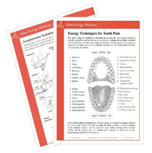 Energy Techniques for Tooth Pain
