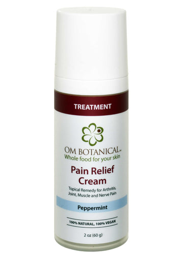 PAIN RELIEF CREAM | Arthritis, Joint, Muscles, Nerve Pain Reliver with Hemp Oil, Capsaicin, Arnica, Glucosamine, MSM, Horse Chestnut, Comfrey and Other Natural Ingredients | Topical Numbing Cream