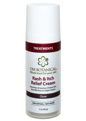 RASH AND ITCH RELIEF CREAM