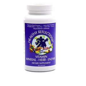 Vitamin-Mineral-Herb-Enzyme by Healthy Reflections®