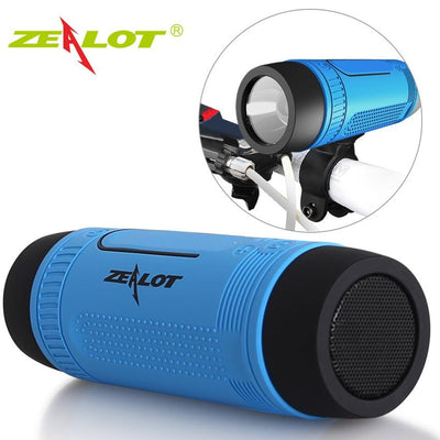 Bluetooth Power bank  light speaker