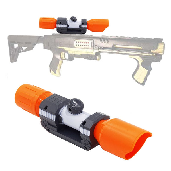 Accessories For Nerf Universal Compatible Soft Bullet Assembly Parts Sniper Gun Elite Sight For Nerf Gun