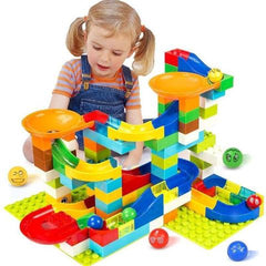 Ball Track Maze Blocks