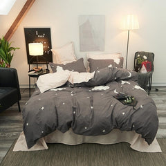 Cartoon Dinosaur Bedding Comforter Bedding Sets Children's Boy's Quilt Cover Bed Sheet Pillowcase Sets King Queen Full Twin Size