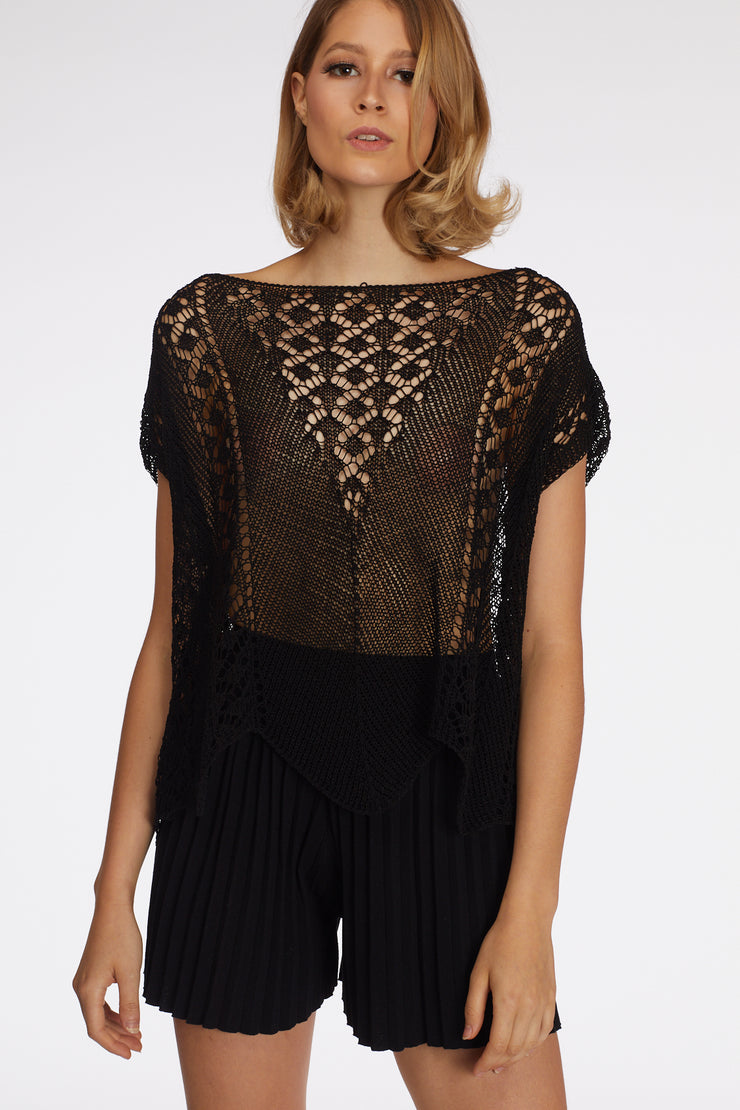 Lace Beach Top - Berness