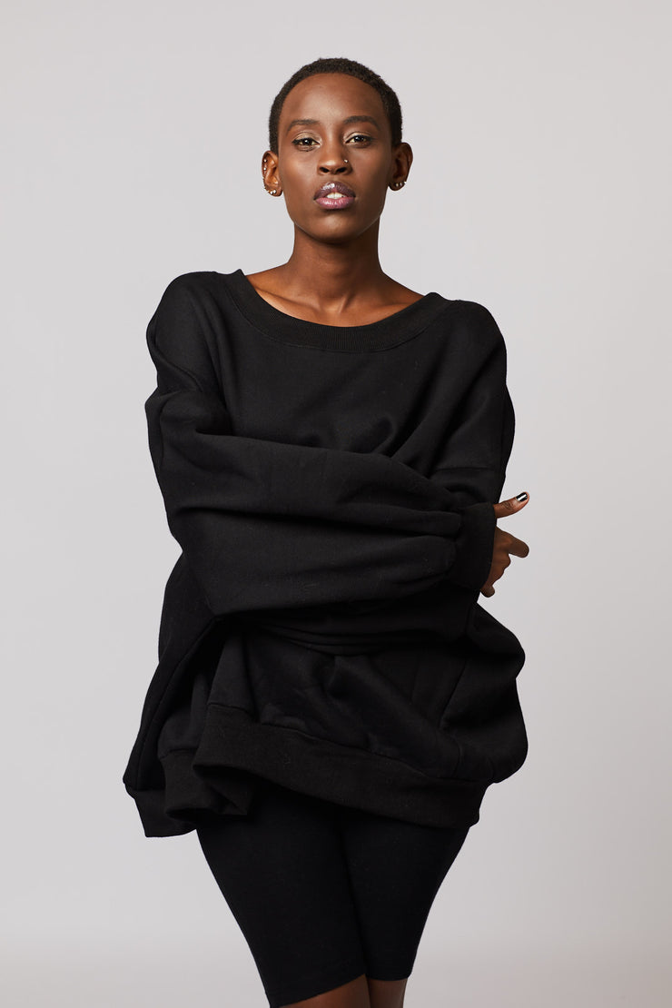 Oversized Sweater - Berness