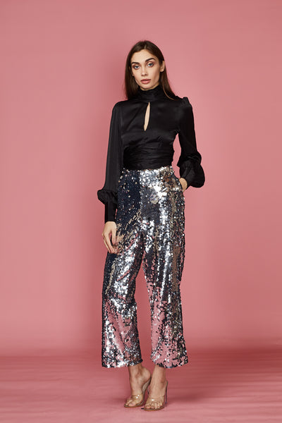 Sequin Trousers - Berness