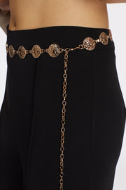 Gold Chain Belt - Berness