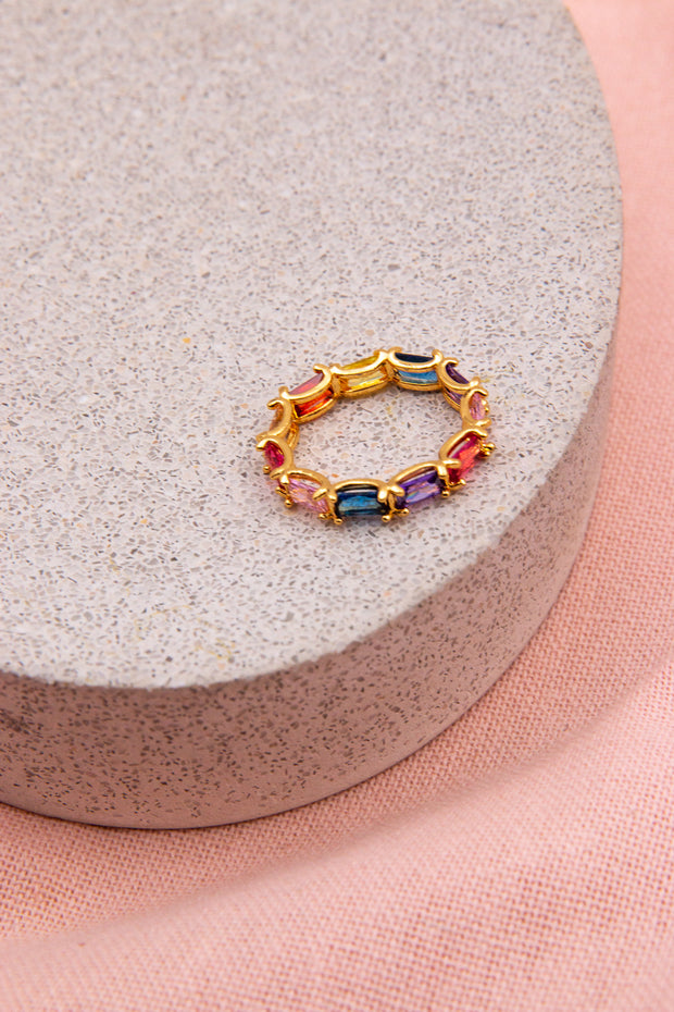 Rainbow Ring - Berness