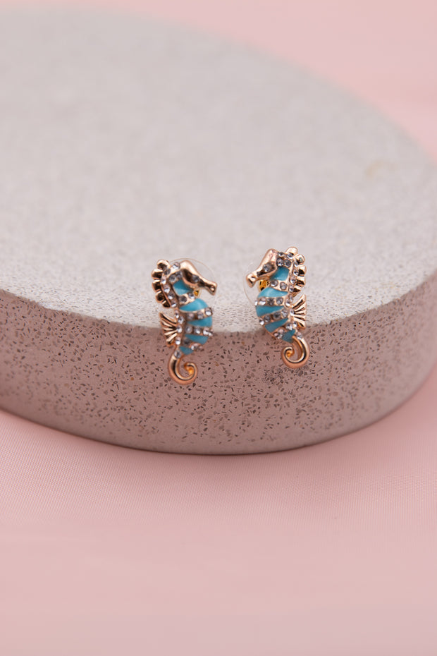 Seahorse Earrings - Berness