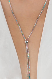 Pastel Slide Necklace - Berness