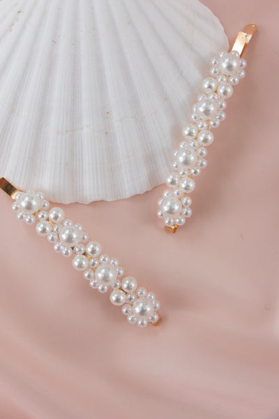 Dreamy Pearl Hair Pin - Berness