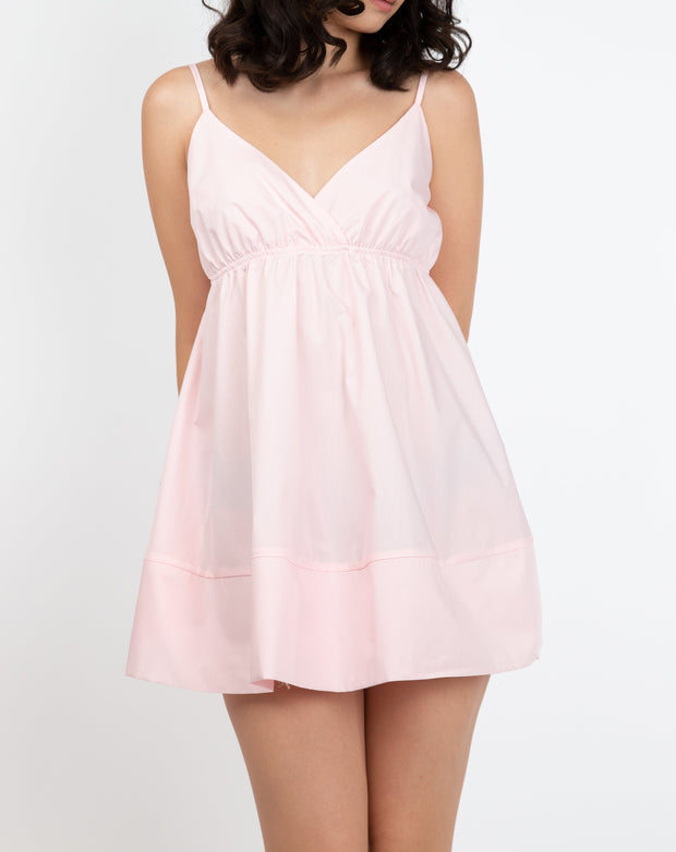 Zip Back Cami Dress - Berness