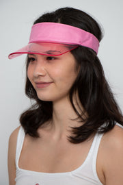 Clear Visor Hat - Berness