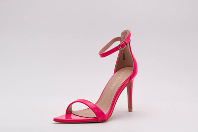 Fuchsia Pink Sleek Stiletto Heel - Berness