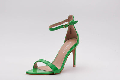 Green Sleek Stiletto Heel - Berness