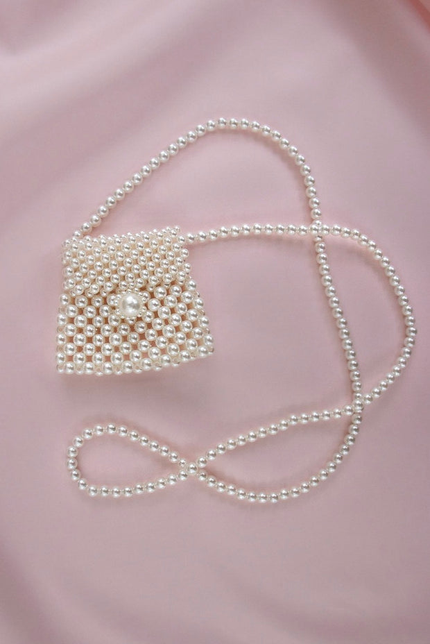 Mini Pearl Bag Crossbody - Berness