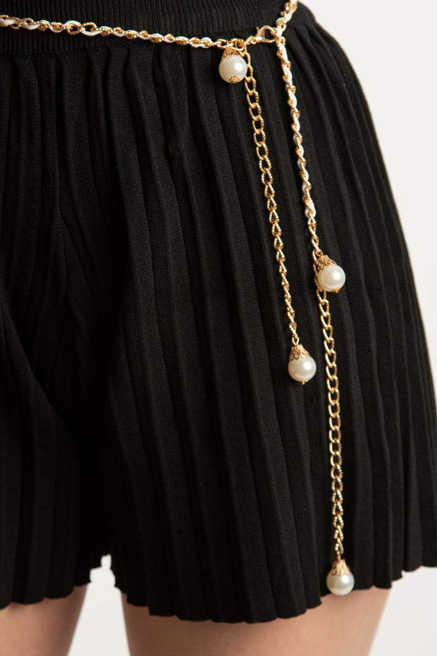 Pearl Chain Belt - Berness