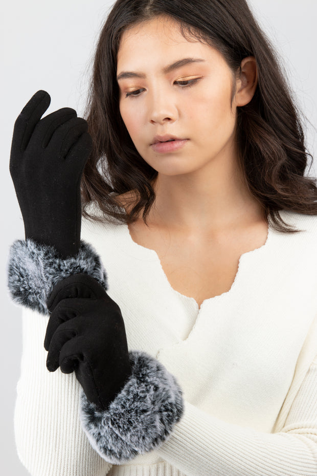 Winter Fur Gloves - Berness
