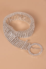 Diamante Crystal Belt - Berness