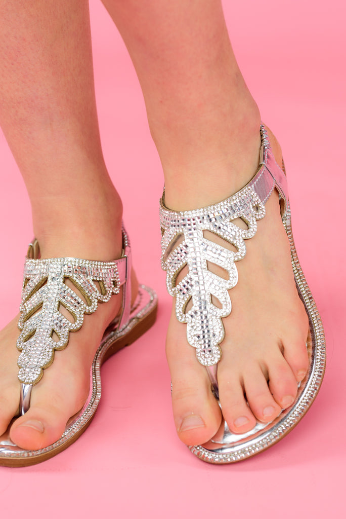 58809bca55988e SPARKLY Women s Elastic Strappy String Thong Ankle Strap Summer Gladia –  Berness